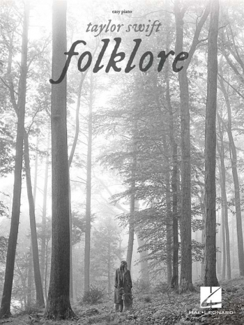 Taylor Swift: Folklore For Easy Piano