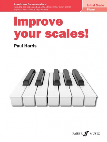Improve Your Scales Grade Initial Piano (harris)
