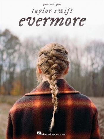 Taylor Swift: Evermore Piano Vocal Guitar Album