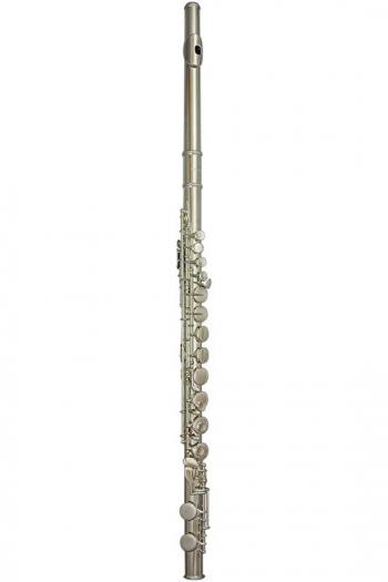 Trevor James Performer Alto Flute Outift. Silver Lip Riser