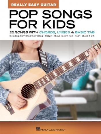 Really Easy Guitar Series: Pop Songs For Kids