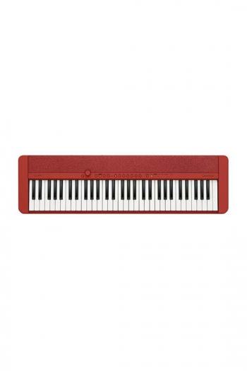 Casio CT-S1 Casiotone Keyboard: Red