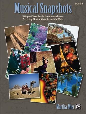 Musical Snapshots, Book 2 (Meir)