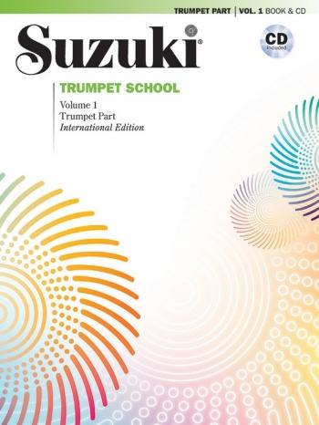 Suzuki Trumpet School, Volume 1: Trumpet Part & CD