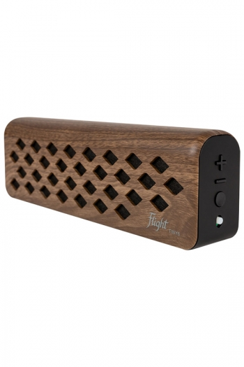 Flight Tiny6 Portable Ukulele Amp / Bluetooth Speaker - Walnut