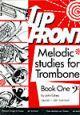 Melodic Studies: Book 1: Trombone Bass Clef (Edney)