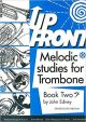 Melodic Studies: Book 2: Trombone Bass Clef (Edney)