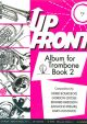 Up Front Album: Book 2: Trombone Bass Clef