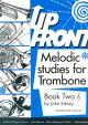 Melodic Studies: Book 2: Trombone Treble Clef (Edney)