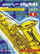 Play Em Right Jazz Book  1: Alto Or Tenor