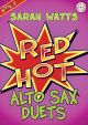 Red Hot: Alto Saxophone Duets & Piano: Book 2