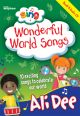 Sing Wonderful World Songs: Book And Cd