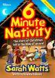 6 Minute Nativity: Book & Cd